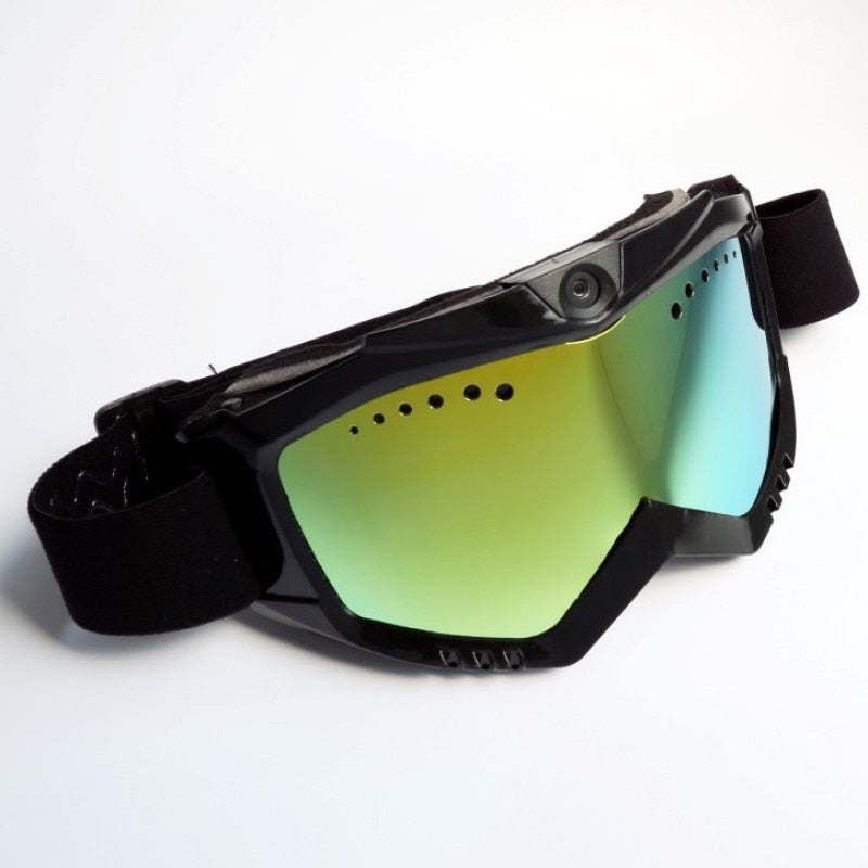 Weinflux Ski Goggles with 1080P HD Camera
