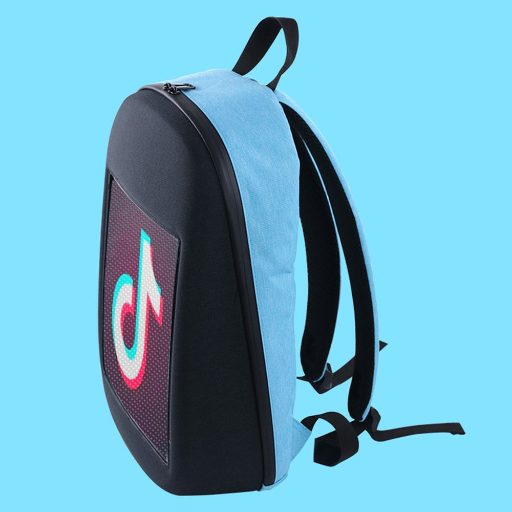 Weinflux - Screen Display Backpack