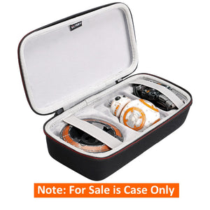 LTGEM Case Compatible for Sphero Star Wars BB-8 Droid and Force Band-Black