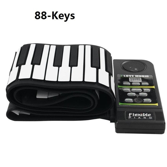 [CHRISTMAS GIFT IDEAS] Hand Roll Portable Piano