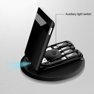 Multi-function Universal Smart Adaptor Card - Wireless Charging