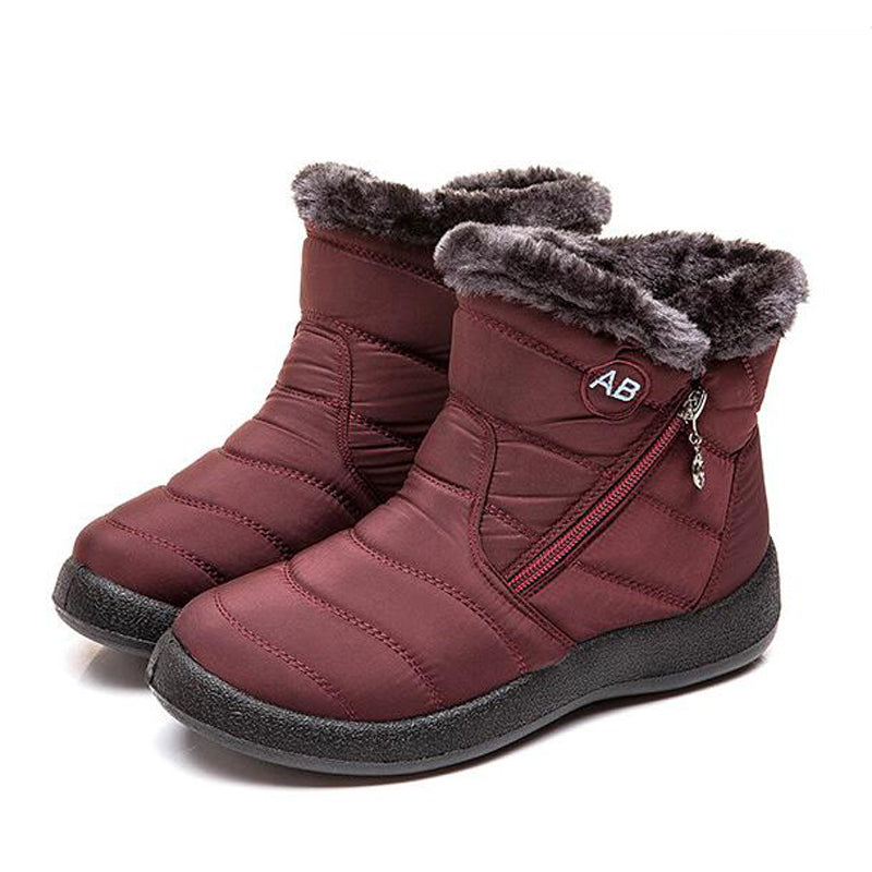 Weinflux 2019 Women Snow Boots WW [50% OFF TODAY]