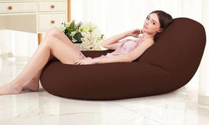 [50% OFF - New Year Promotion] Waterproof Cloud Bean Bag Sofas Cover