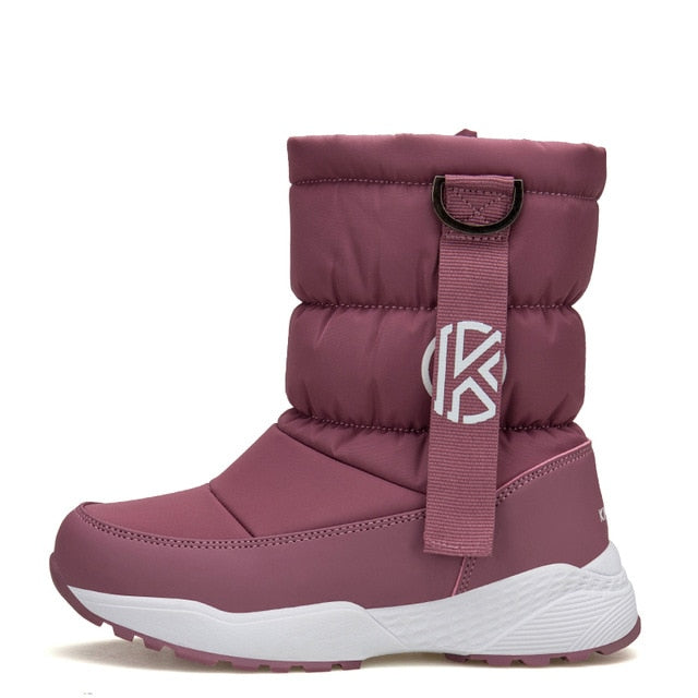 Weinflux [New Arrivals] Super Comfy Winter Snow Boots for kids