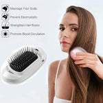Upgraded 2019 Portable Weinflux Ionic Electric Hairbrush 2.0