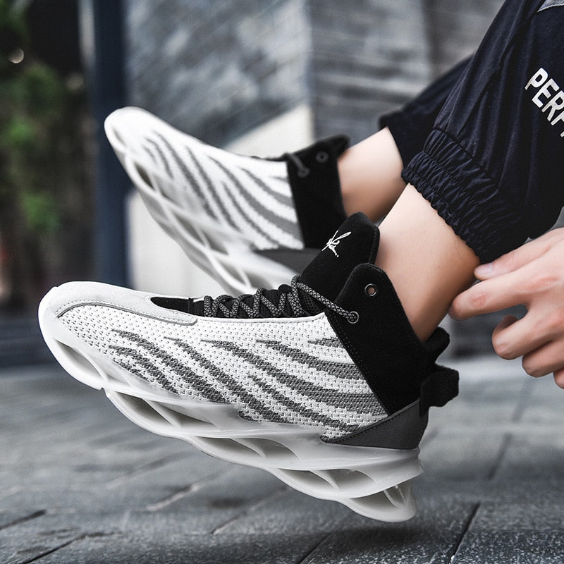 Weinflux FALCON 'Flight Feathers' X9X New Trend Sneakers
