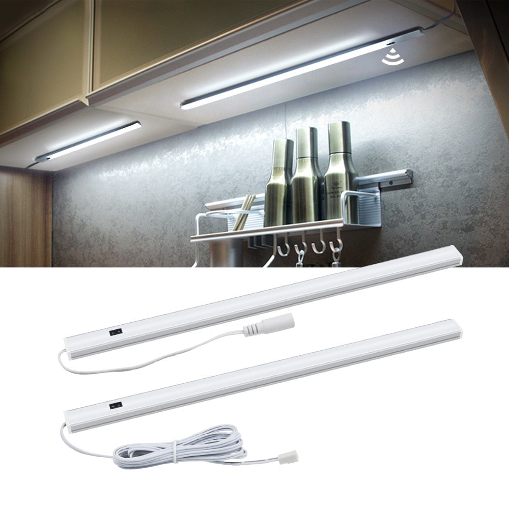 Hand Sweep Switch LED Under Cabinet Kitchen Light