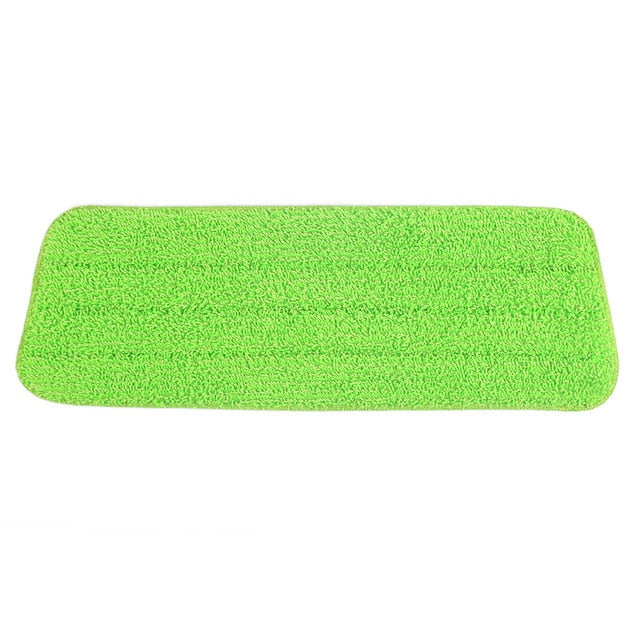 Weinflux Colorful Microfiber Mop Cloth Replacement for Spray Home Floor Cleaning Mop