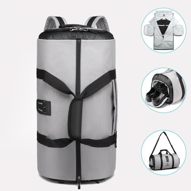 [HOT SALE - 50% OFF] 2019 New Multi-function Waterproof Men Travel Backpack Large Capacity