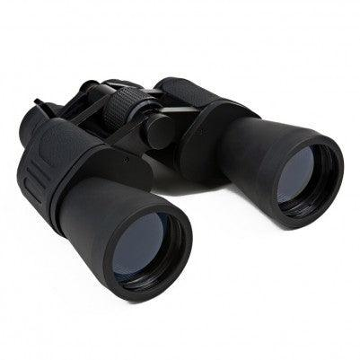 Binoculars 10-30 zooming magnification.