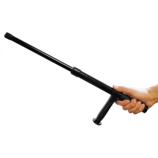 Tonfa with side handle bar baton effective personal protection for law enforcement, military, professionals and civilian use.
