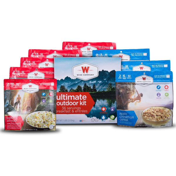 36 Servings - Ultimate Outdoor Kit