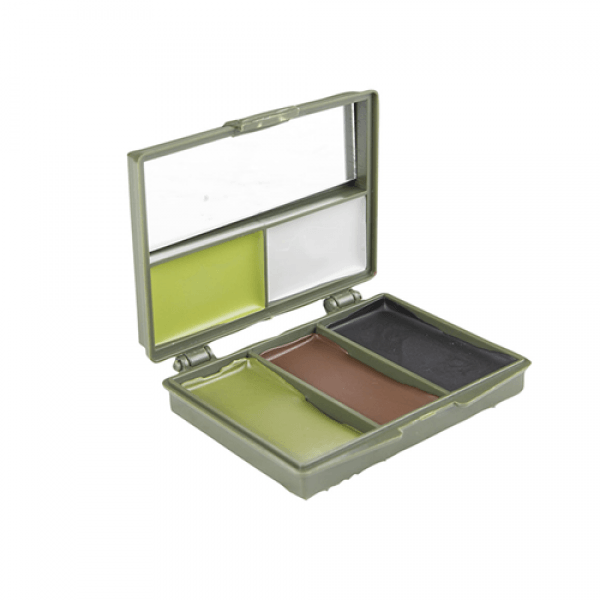 Five Star - Compact 5 Color Military Camo Makeup Kit