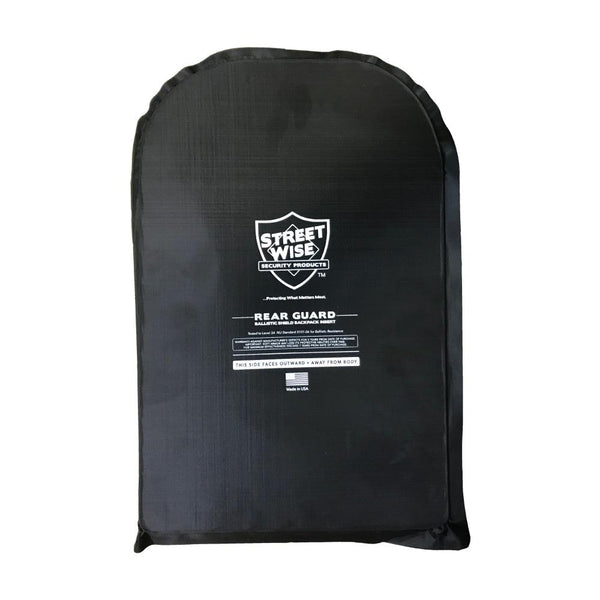 Streetwise 11 x 17 Rear Guard Ballistic Shield Backpack Insert
