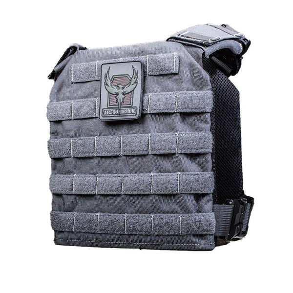 The AR500 Armor Micro Plate Carrier compact yet effective for a variety of frames, youth to adult.