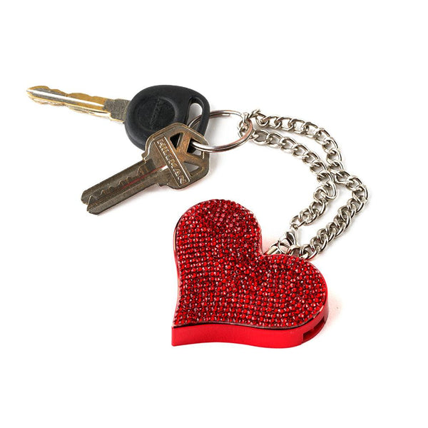 18 Units Heartbeat Key-Chain Alarm