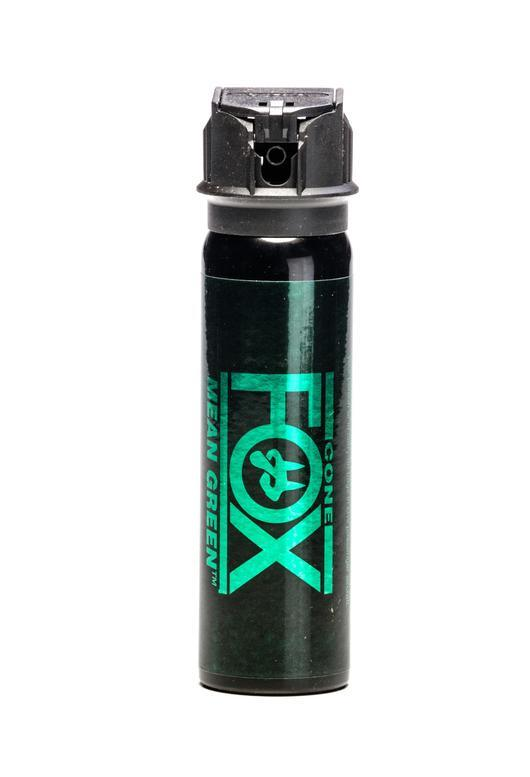 Mean Green Flip Top Medium Cone Fog Spray Pattern 3oz 6% OC