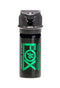 Powerful law enforcement strength Fox Labs Mean Green fog pepper spray for women and men self defense protection.
