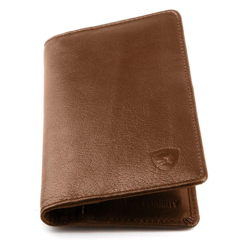 Guard Dog RFID Wallet Brown Large
