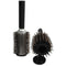 Diversion safe brush with hidden compartment to safely hide valuables inside.