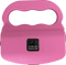 Pink stun gun for women runners, joggers, on for a walk and everyday self defense protection.