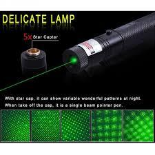 Green Laser Pointer with Safety Key