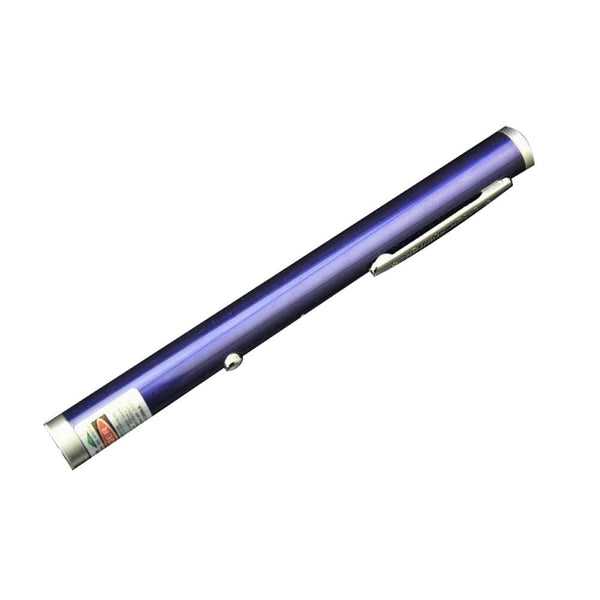 Ultra Bright Rechargeable Green Laser Pointer -Blue