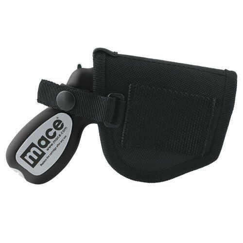 Mace pepper gun nylon holster.