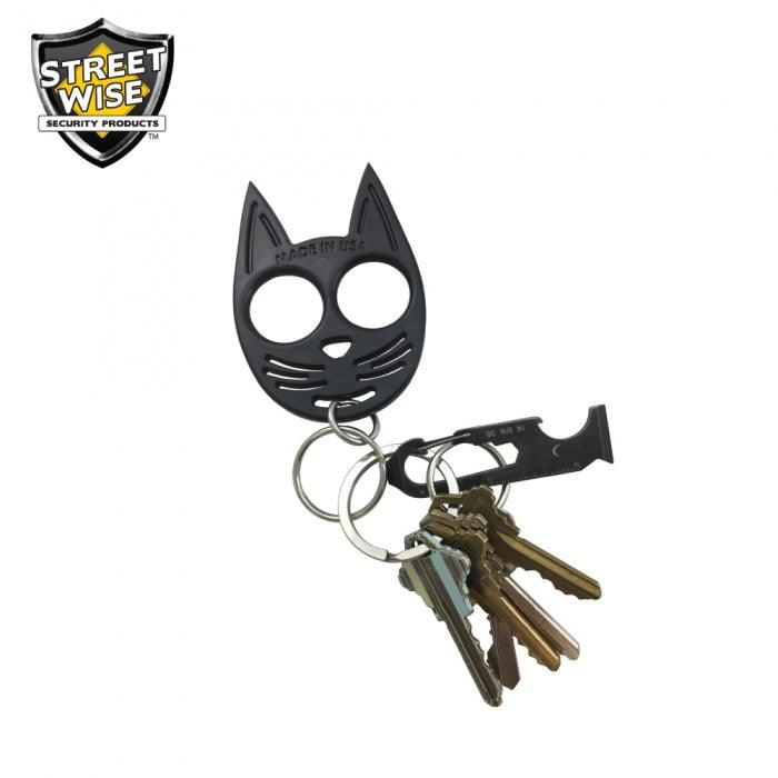 Streetwise My Kitty Self Defense Keychain For Women And Men