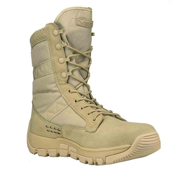 Oryx Boots Tan High