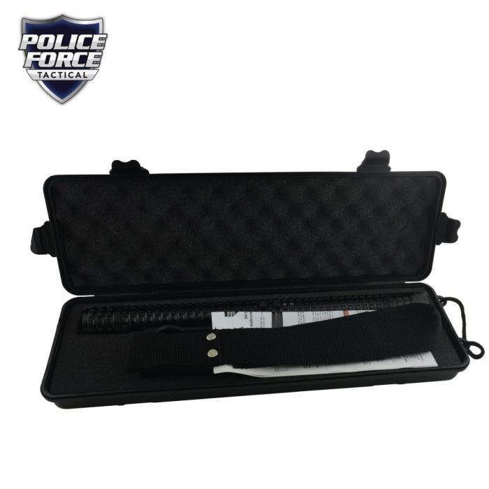 Police Force Tactical Stun Baton Flashlight
