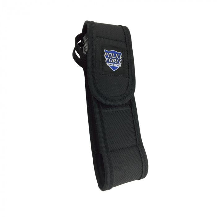 High quality velcro holster for the Police Force Tactical L2 LED Flashlight includes lifetime warranty.