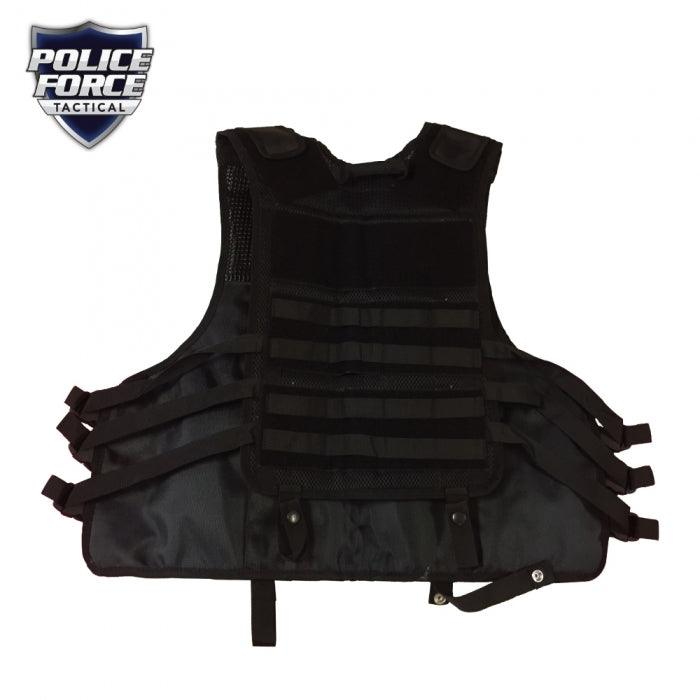 Police Force Tactical Vest