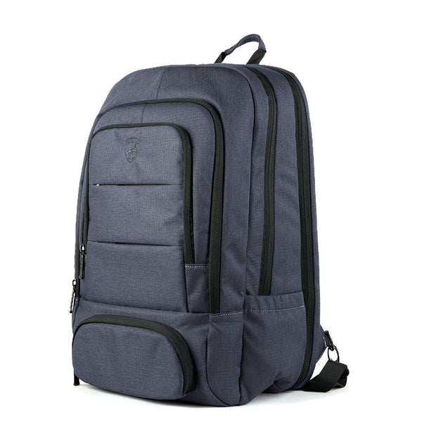 Lightweight bulletproof backpack with NIJ Level IIIA ballistic protection for women and men personal safety.