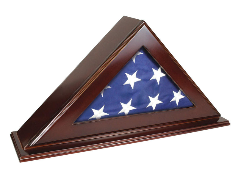 Patriot Flag Case with Concealment Compartment