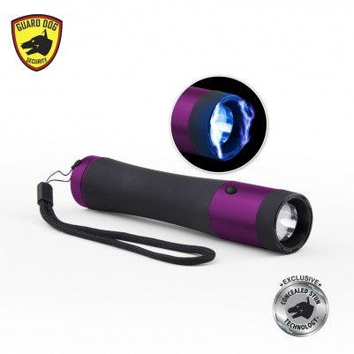 Guard Dog Ivy Stun Gun Tactical Flashlight