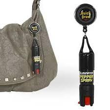 Quick Draw Retractable Pepper Spray