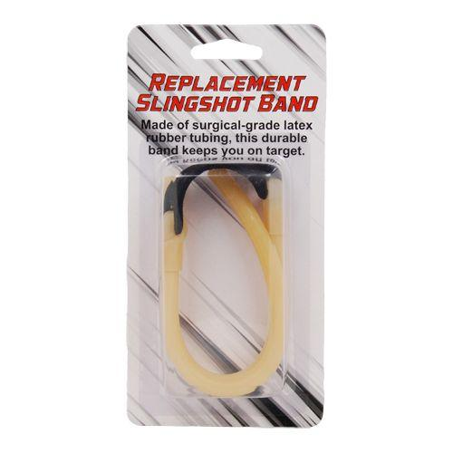 Heavy duty replacement slingshot elastic rubber bands.