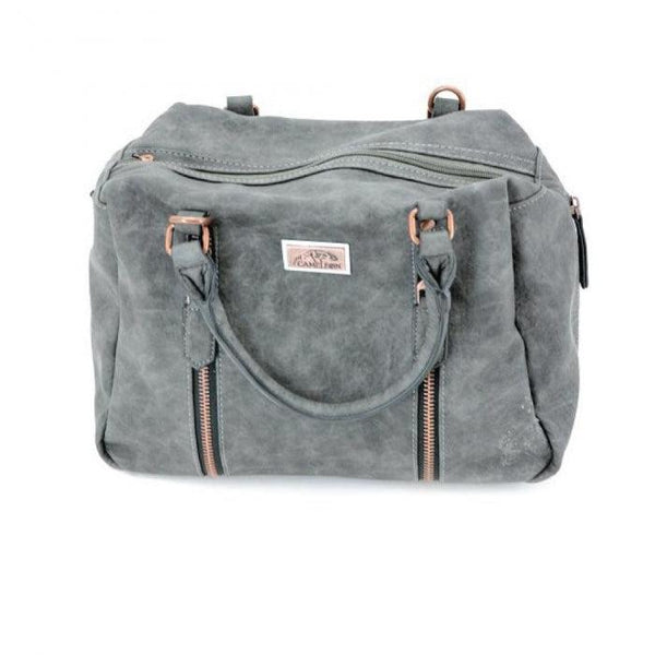 Sahara Concealed Carry Purse Grey