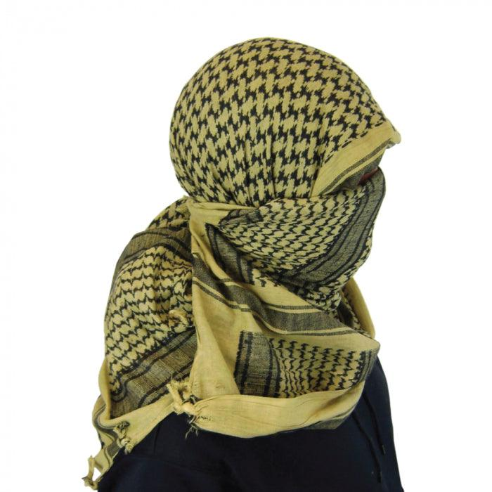 Shemagh (Head & Face Protection) Coyote Brown