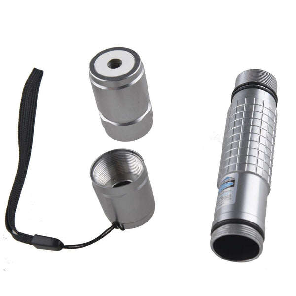 High Power Silver Laser Pointer