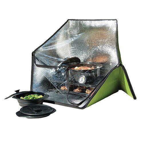 Solar oven bags for outdoors, camping, hunting, and emergency survival kits.