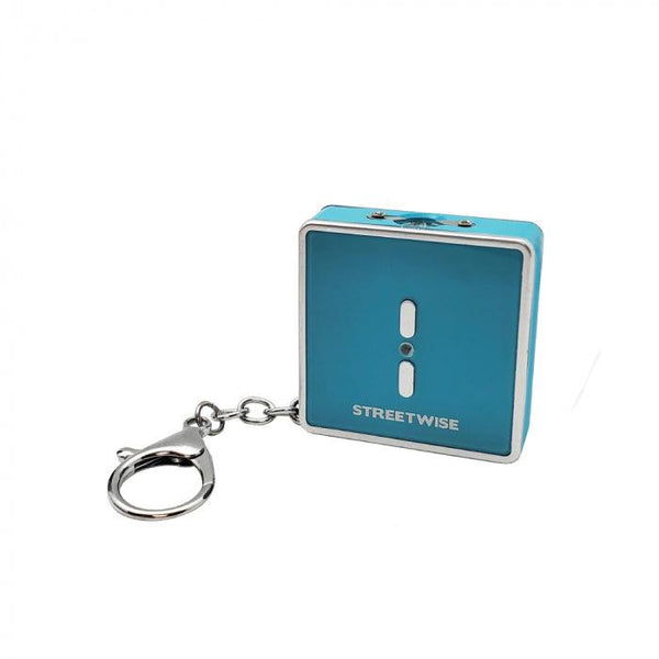 Square Off 26,000,000 Key-chain Stun Gun - TEAL