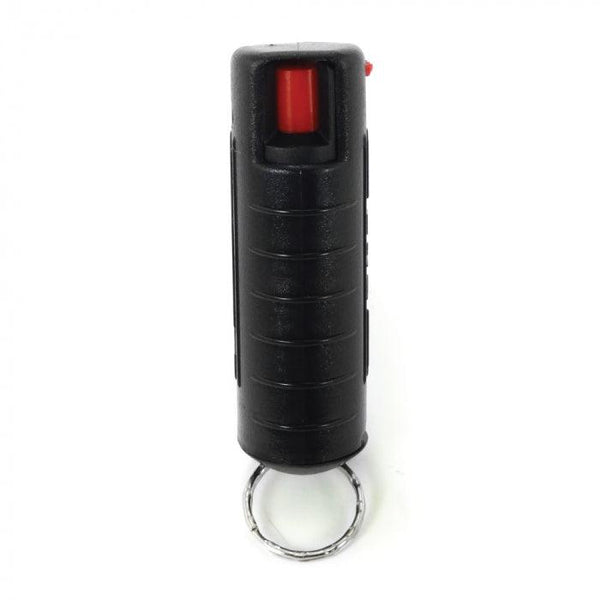 Streetwise 18% Pepper Spray 1/2 Ounce Hard Case Black