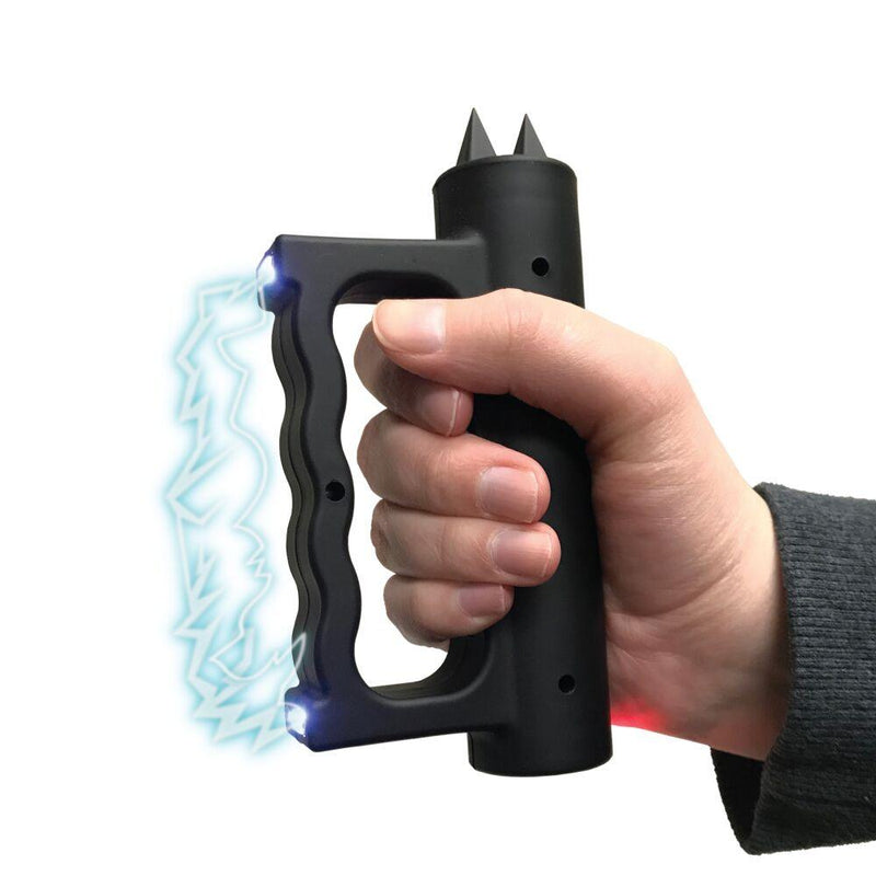 Unique stun gun and self defense tool the Streetwise Me-2 for women and men personal safety.