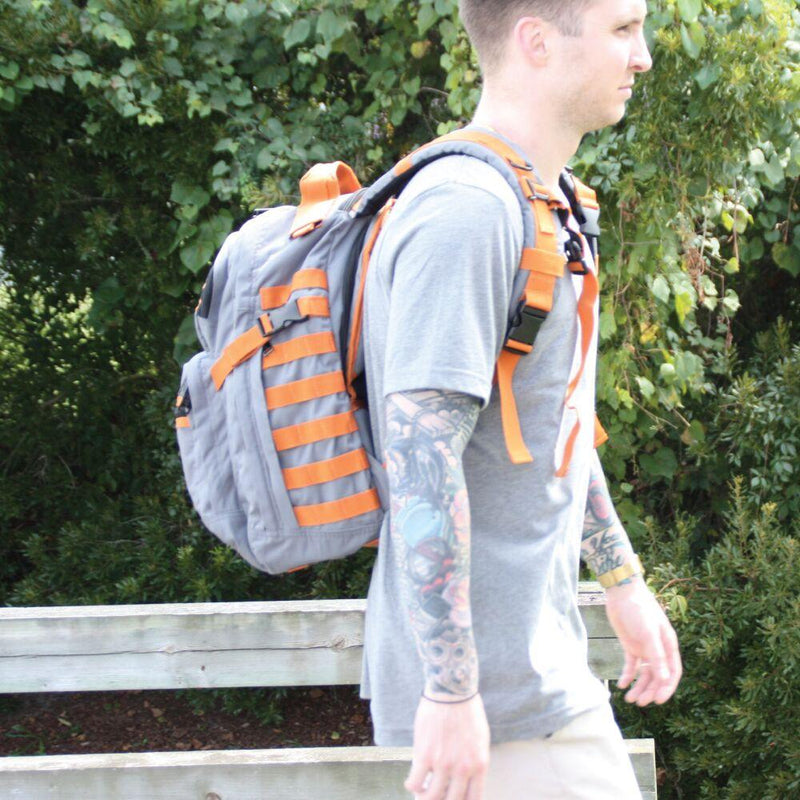 Bulletproof backpack for students personal safety and protection.