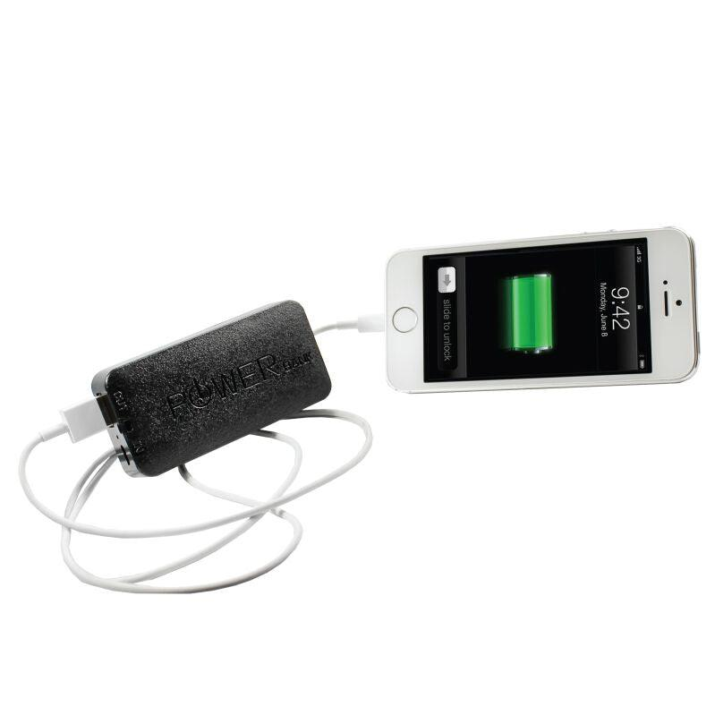 Streetwise Power Bank