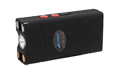 Unique stun gun with cigarette lighter offers powerful self defense protection men and women.