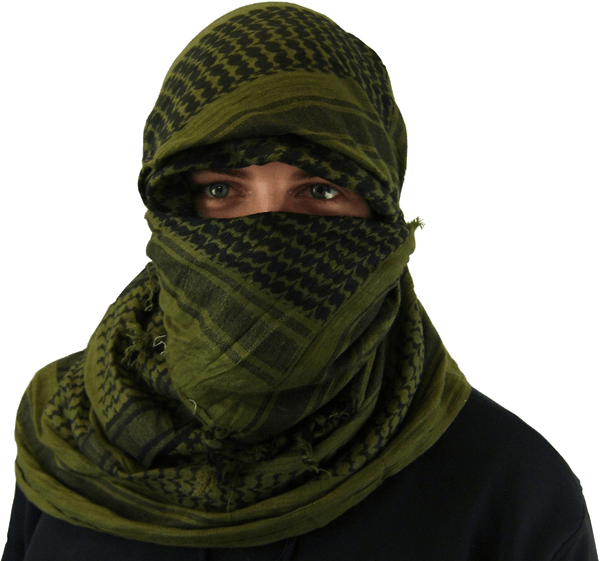 Shemagh (Head & Face Protection) Olive Drab