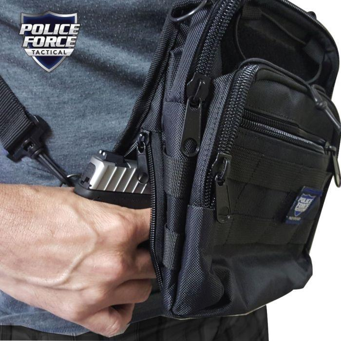 Police Force AR (Always Ready)Tactical Sling Pack